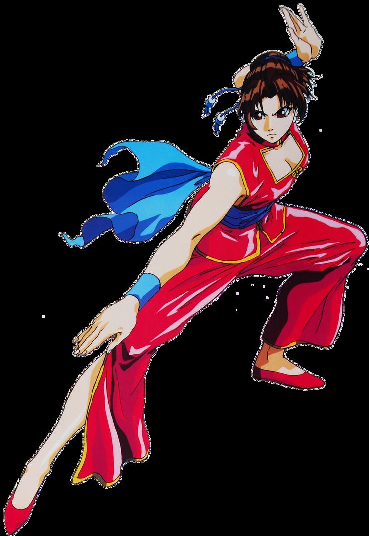 Chun-Li by ryu17v