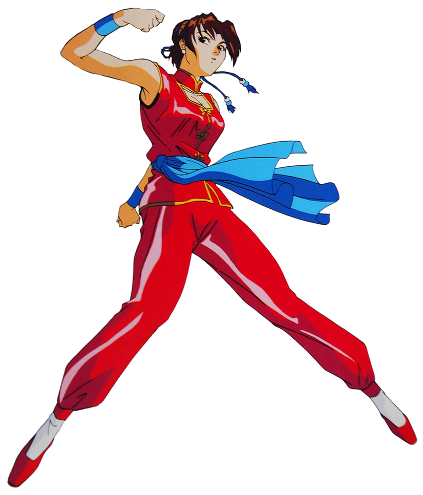 ChunLi by ryu17v