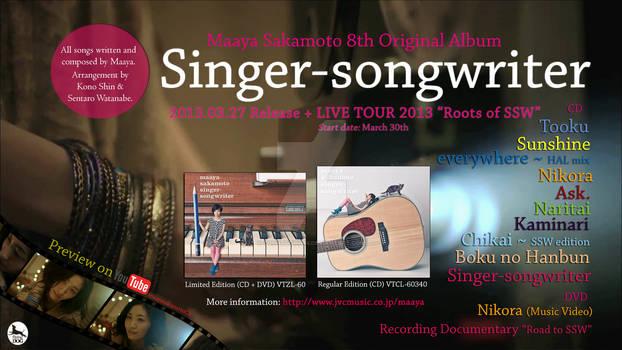 Singer songwriter Information Ad I