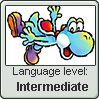 Yoshi Language (intermediate) by smwforever45