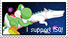 Yoshi's Strange Quest stamp #1 by smwforever45