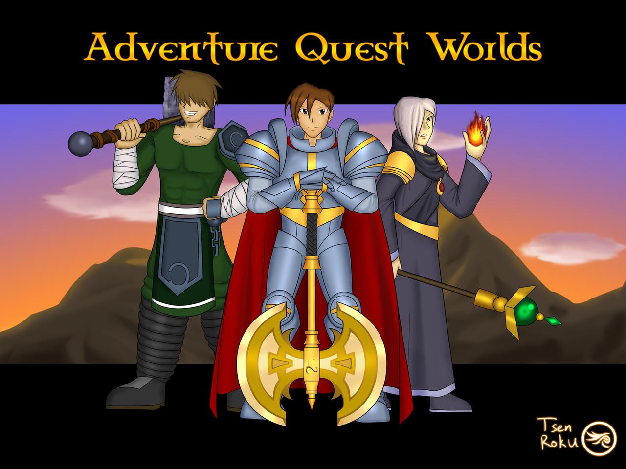 AdventureQuest Worlds: FAQ - aq.com