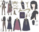 FE:A - Tharja Reference Sheet