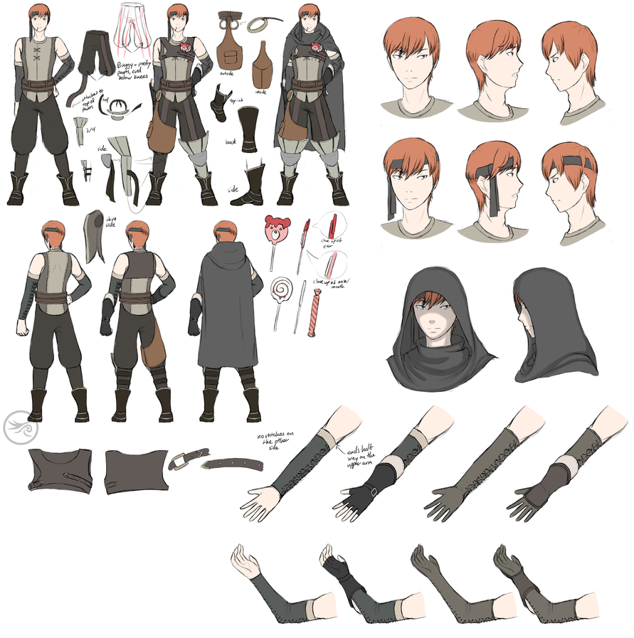 Gaius Fire Emblem Cosplay