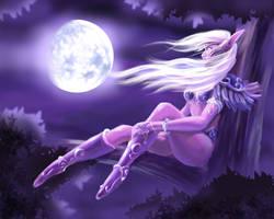 Fairy by coldsnowman