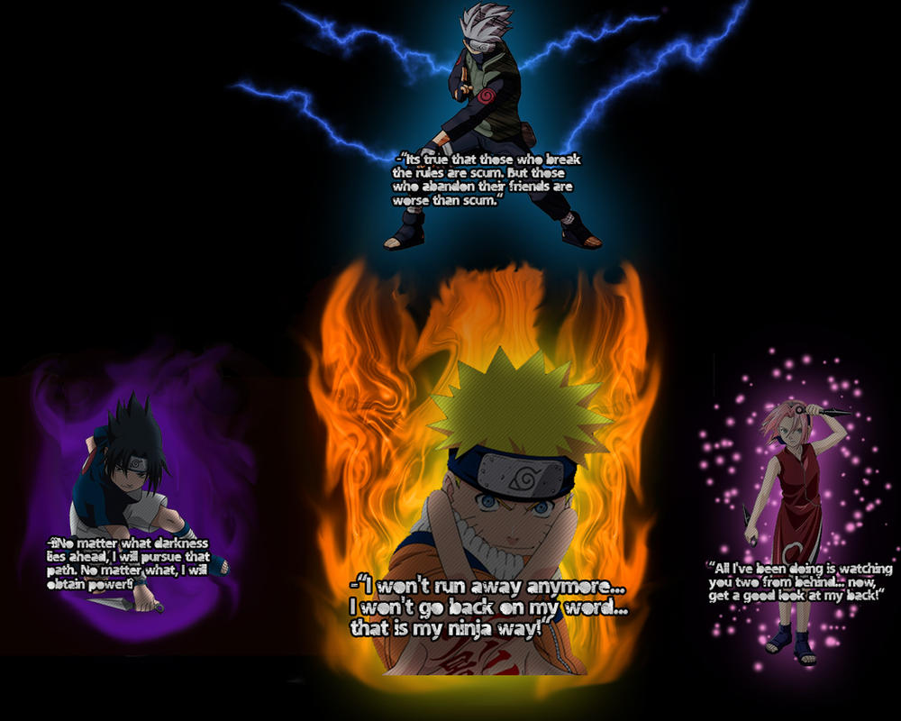 Simple Wallpaper Naruto Good - naruto_quote_wallpaper_by_jrr93  Graphic_535480.jpg