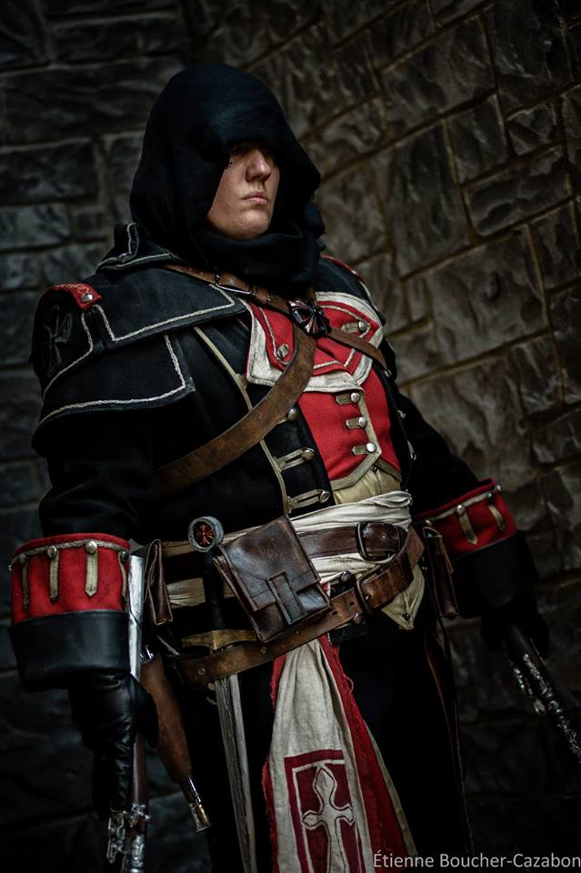 Shay Cormac In Assassin S Creed Rogue By Soyamascarade On Deviantart
