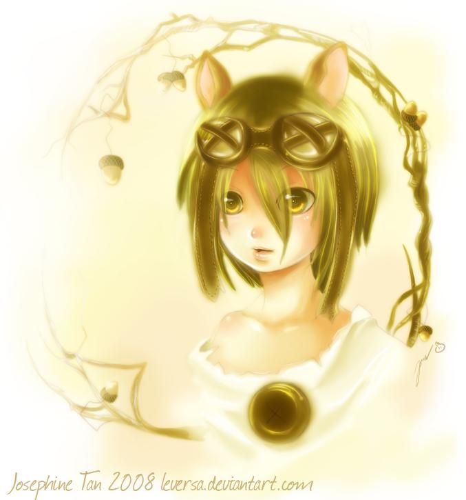 Furie Acorn_Boy_by_Leversa