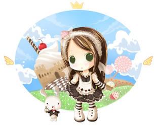 Sweets Wonderland by Leversa