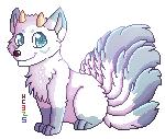 .:PC:. Nine-Tailed Fox by FazbearFever
