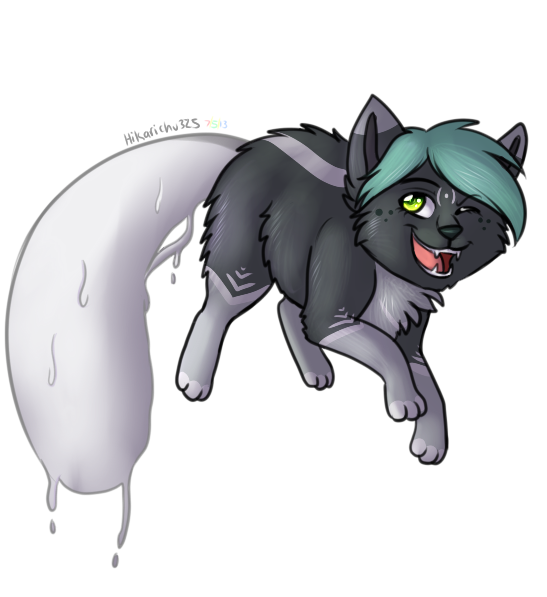.:PC:. Tail of the Purest Silver by FazbearFever