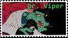Dr. Viper Stamp by OraTheRebelKitsune