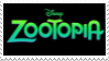 Zootopia Logo Stamp by OraTheRebelKitsune