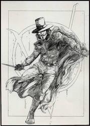 Codename V for Vendetta by TheRenderer