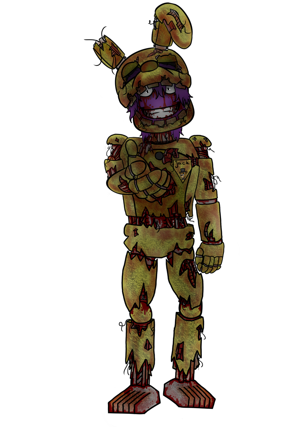 Art drawings games 2015 2017 skitzydoom fnaf done i love how jack