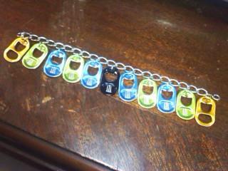 Monster Energy Bracelet by XDeadXGargoyleX