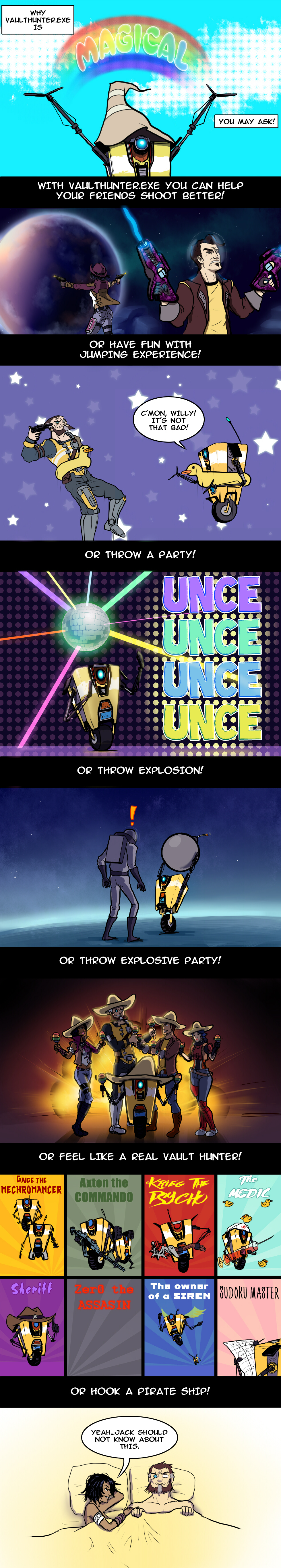VaultHunter.exe by Idonthaveanynickname