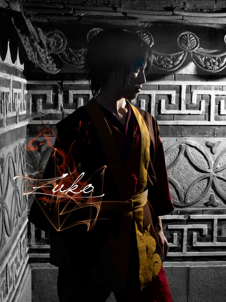 Zuko by bluerosegoddess