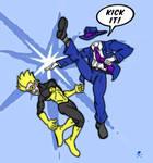 Kickin' It Ol' Skool
