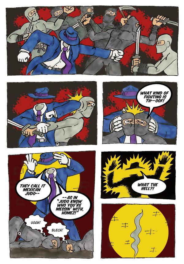 DA Secret Wars: The Empty Suit by Gpapanto