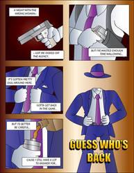 The Empty Suit Returns
