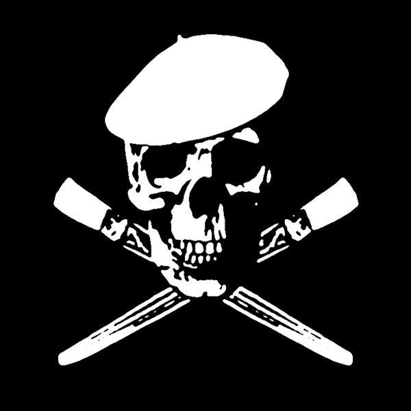 An Artist's Pirate Flag