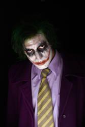 Me as The Joker by valhadar
