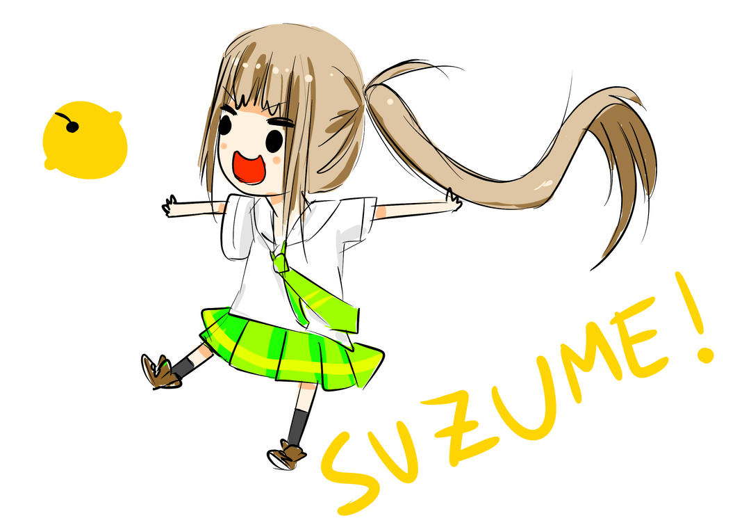 SUZU! by Naruki-chan