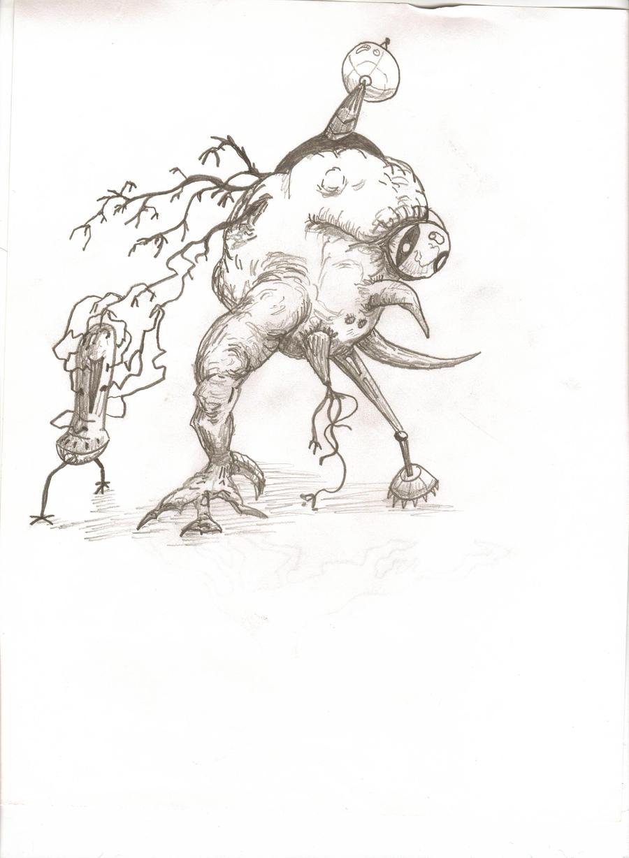 'Mynd Animals' No. 5 by GoldenWordsOfLies