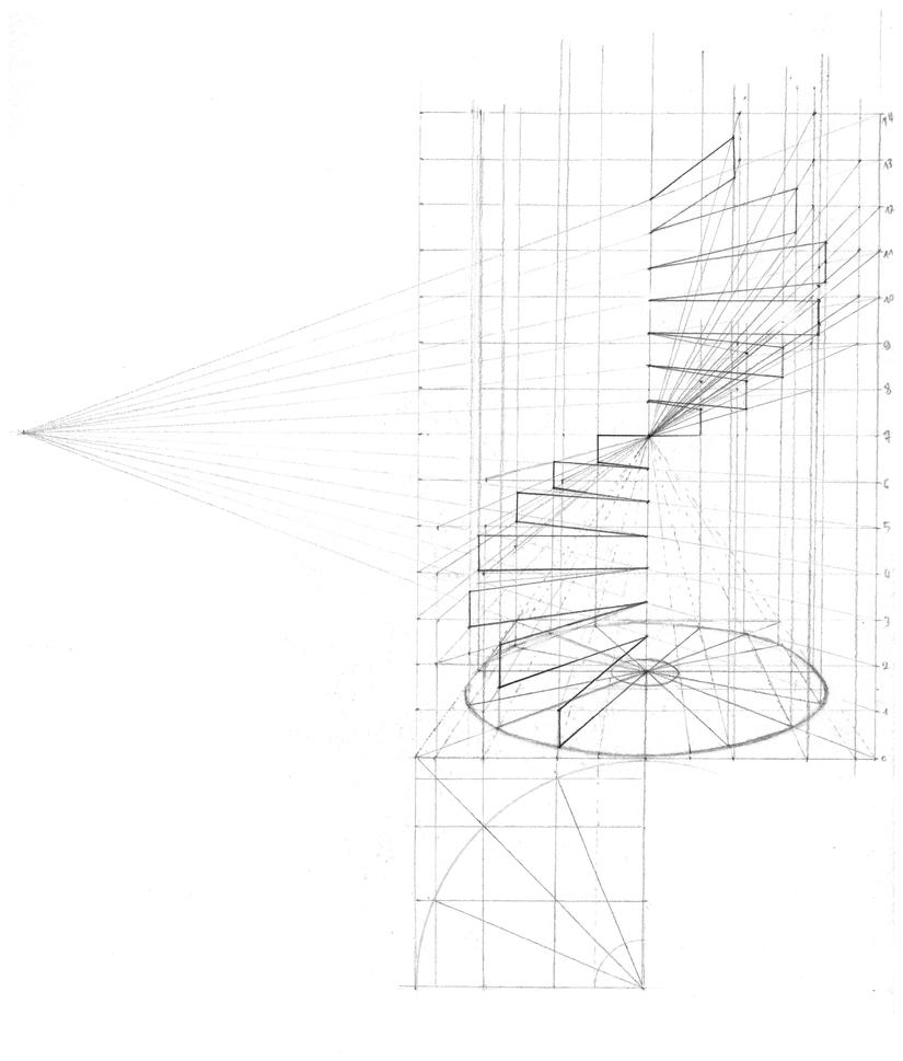 Spiral staircase in progress by rotten ralph on deviantart for Spiral staircase dwg