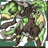 Fakemon: Florestaga by Ravenide