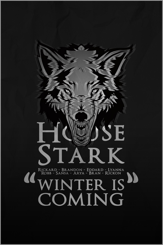 House Stark By Ravenide House Stark By Ravenide
