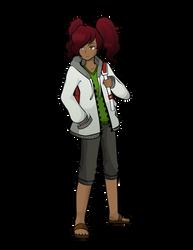 Pokemon Trainer Ramona II by Ravenide