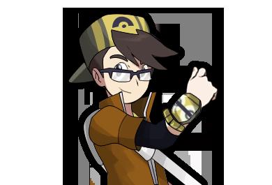 [Criação] NPC's para as Routes do RPG 3.0 - Página 2 Pokemon_trainer_dustin_by_ravenide-d8zz6za