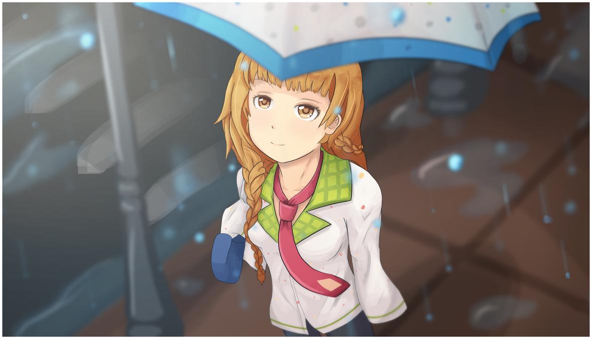 Happy Birthday Rosuuri! by Ravenide