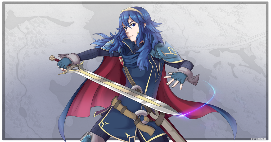 Lucina by Ravenide