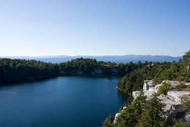 Lake Minnewaska II