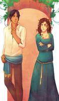 Katsa and Po