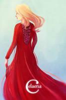 Celaena Sardothien by walkingnorth