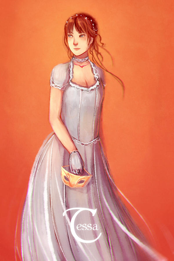 Tessa Gray by walkingnorth on DeviantArt