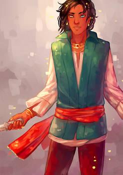 Prince Greening Grandemalion