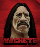 Machete by yoeh