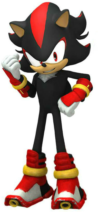 Shadow is coming on sonic boom by amyrosexshadowlover on - Sonic boom shadow ...