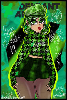 Happy 19th Birthday DeviantART