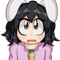 Tewi being found out