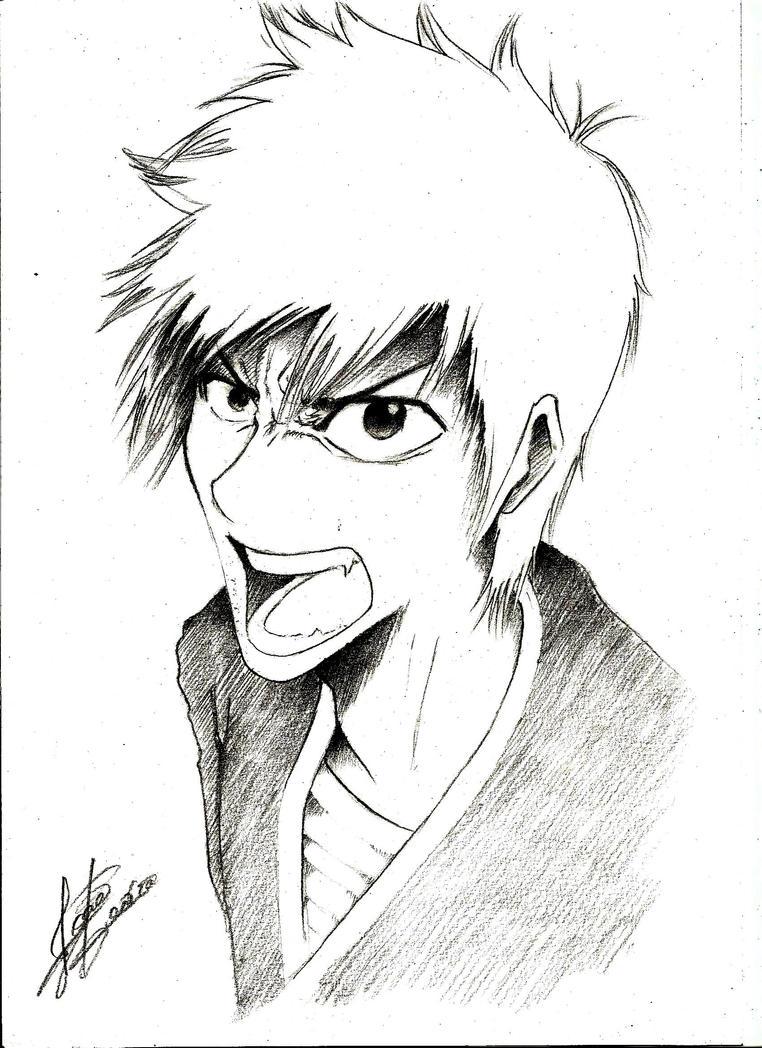 Ichigo by joaoyoda