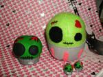 Zombie Cupcakes Family