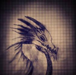 a little dragon
