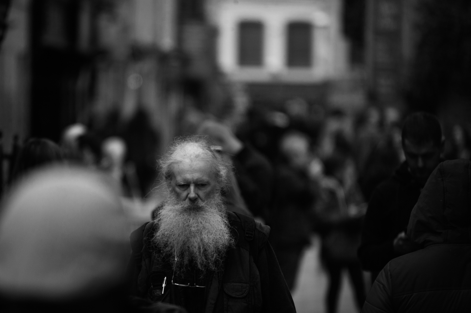 Have you seen the old men... by Boxxbeidl