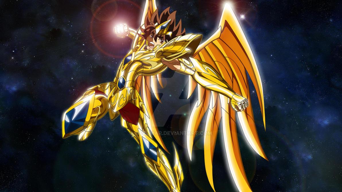 Sagittarius No Seiya By Mezzmar